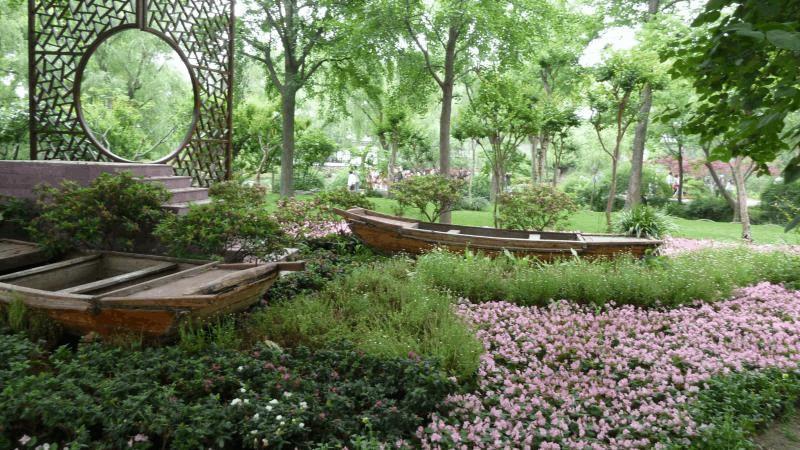 Le jardin chinois, un environnement feng shui