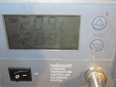Velleman VTSSC40N 210°