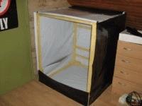 Construire son box de culture (homebox, grow box) - Placard ...
