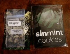 Sin City Seeds Sinmint Cookies