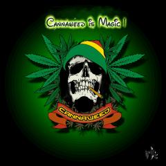 Cannaweed - Skull Rasta