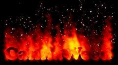 CW burn