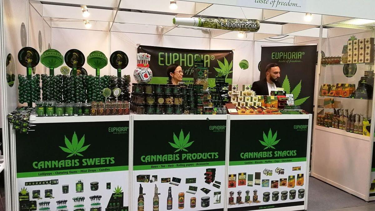 A Prague, la Cannafest rouvre le débat sur la légalisation du cannabis