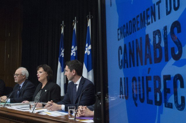 Quebec - Des règles sévères pour la consommation du cannabis