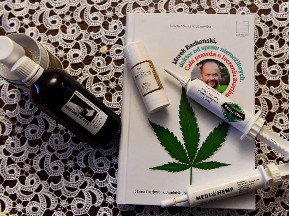 La Pologne autorise le cannabis médical plus concentré