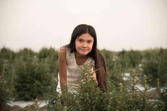 Aux Etats-Unis, le cannabis médicinal a le visage d'une enfant de 12 ans