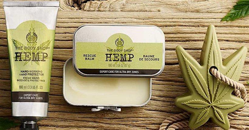La marijuana pourrait bien devenir le nouvel ingrédient phare des produits cosmétiques