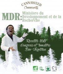 titre MDR  Ministère du Développement et de la Recherche