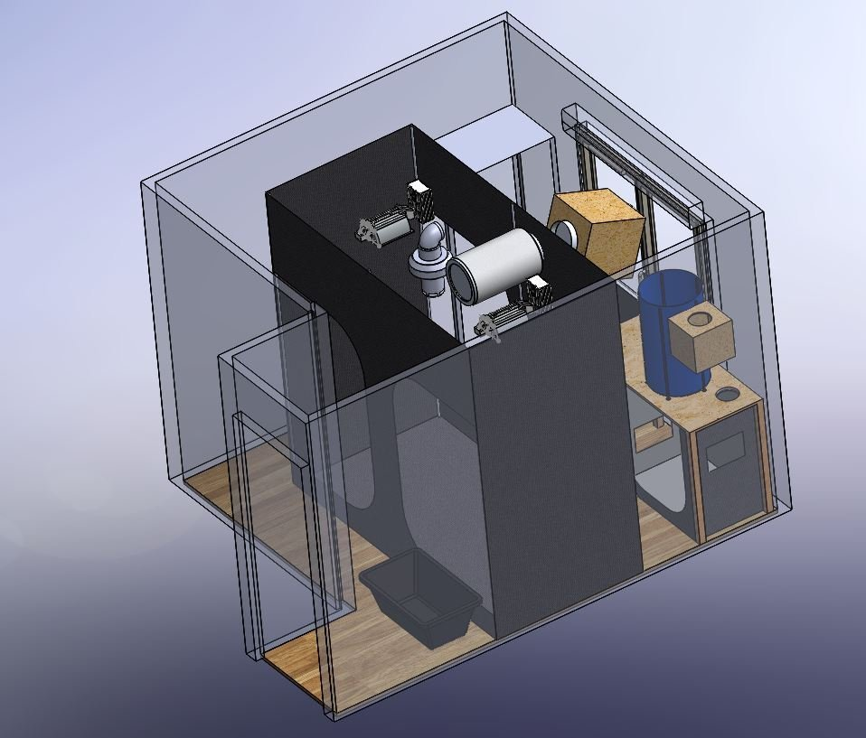 Layout solidworks