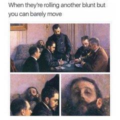 stone as fuck