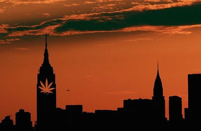 Le département de santé publique presse New York de légaliser le cannabis