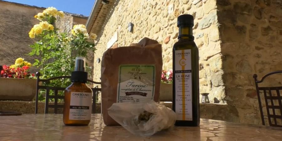 Alpes-de-Haute-Provence : le cannabis, nouvelle herbe de Provence pour vos plats ? Le patron de l'auberge de l'Abbaye de Cruis se lance !