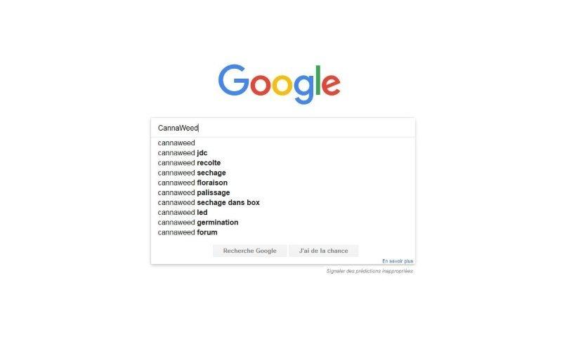 Aide à la recherche google pour débutants.