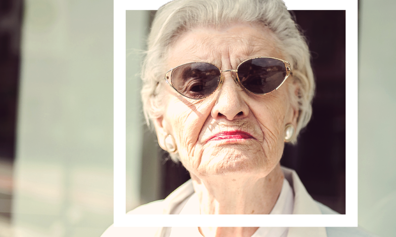 Regroupement des trucs de grands mère