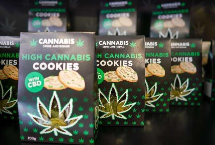Au Canada, le cannabis comestible sera disponible à la vente en décembre
