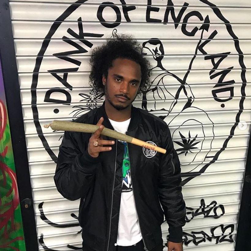 Black the Ripper : Le rappeur britannique et activiste du cannabis est mort à 32 ans