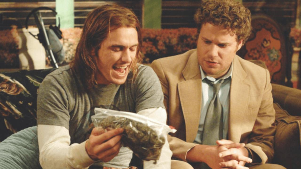 Pineapple Express 2 aurait dû traiter de la légalisation du cannabis