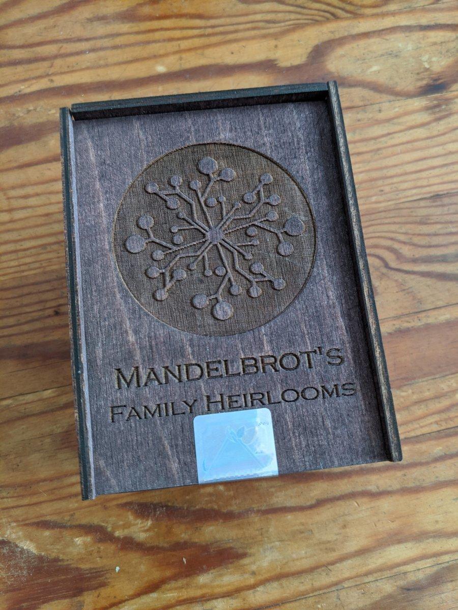Mandelbrot's Family Heirlooms - Royal Kush
