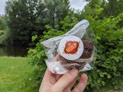 1e Hulp Cup Cake #1