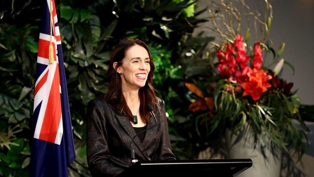 """Le Premier ministre néo-zélandais Jacinda Ardern a admis qu'il avait utilisé """" il y a longtemps """" World News"""
