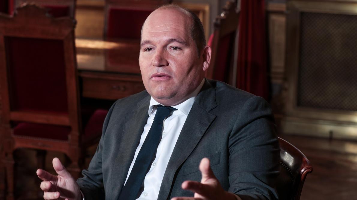 """Philippe Close: """"Je suis pour la légalisation du cannabis"""""""