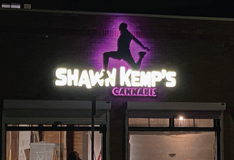 Cannabis thérapeutique : Shawn Kemp ouvre un dispensaire à Seattle