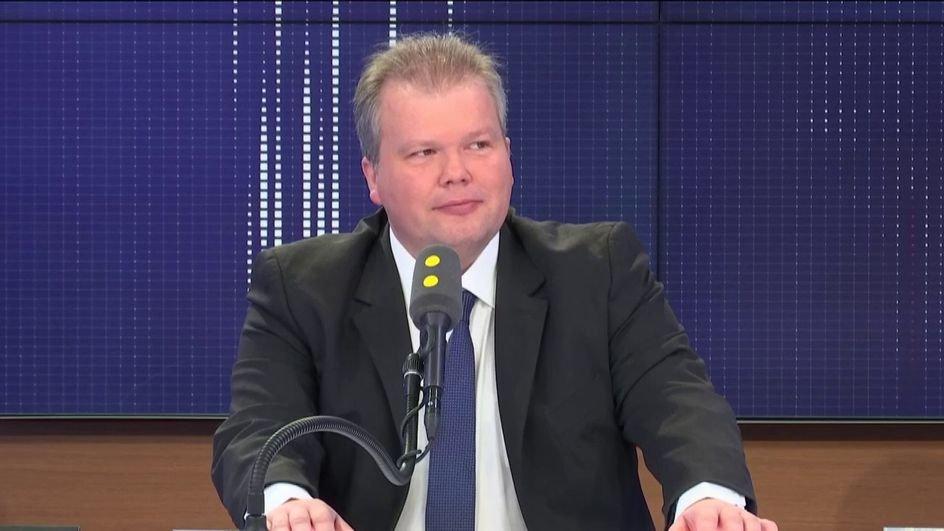"""Trafic de drogue : """"On n'assèchera pas les financements uniquement par la répression"""", selon le député LREM Jean-Baptiste Moreau"""